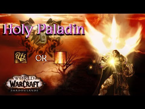 Is holy paladin worth it in Shadowlands?