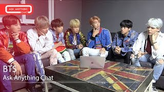 BTS Talk About Texting, Shopping & What They Would Steal From Each Other. Part 2