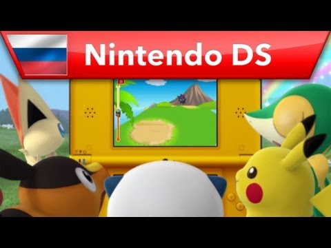 Learn With Pokémon: Typing Adventure - Trailer (Nintendo DS)