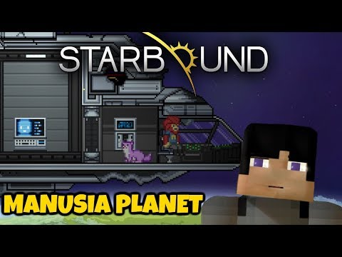Survival Di Planet? - Starbound Indonesia