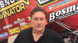 Terry McCarl - Join us for the Knoxville Nationals