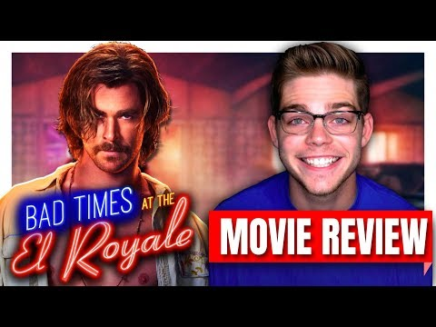 Bad Times at the El Royale - Movie Review