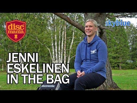 Jenni Eskelinen In The Bag 2019   Team Discmania