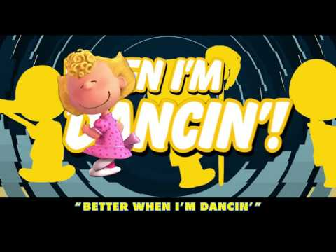 Peanuts - Meghan Trainor Teaser Lyric Video