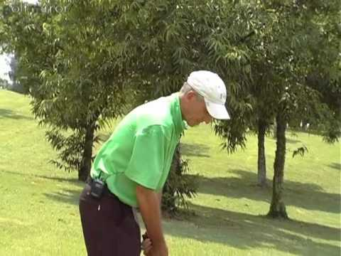Pro Golf Lessons with Dean Hartman (Lesson 6: Ball below the feet)