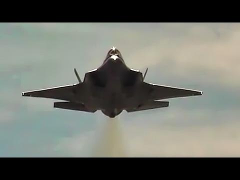 F-35A Jet Racks Up 20:1 Kill Ratio At Air Combat Exercise