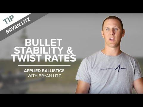 Bullet Stability & Barrel Twist Rate – Long-range Shooting | Applied Ballistics