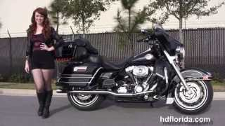 7. Used 2006 Harley Davidson Ultra Classic Electra Glide Motorcycles for sale