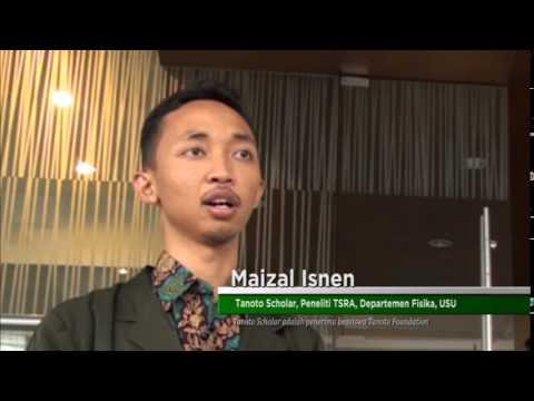 Pendapat Maizal Isnen Tanoto Student Research Award 2015