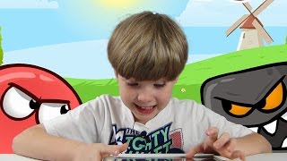 Red Ball 4 | Mobile Games | KID Gaming