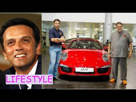 Rahul dravid's lifestyle (porsche, house, cars)