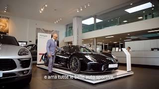 Il Centro Porsche Verona si presenta