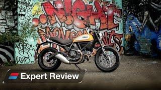 2. Ducati Scrambler Classic bike review