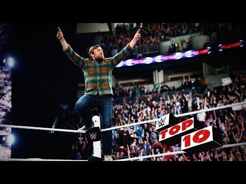 Top 10 Raw moments: WWE Top 10, February 8, 2016_Legjobb vide�k: Sport