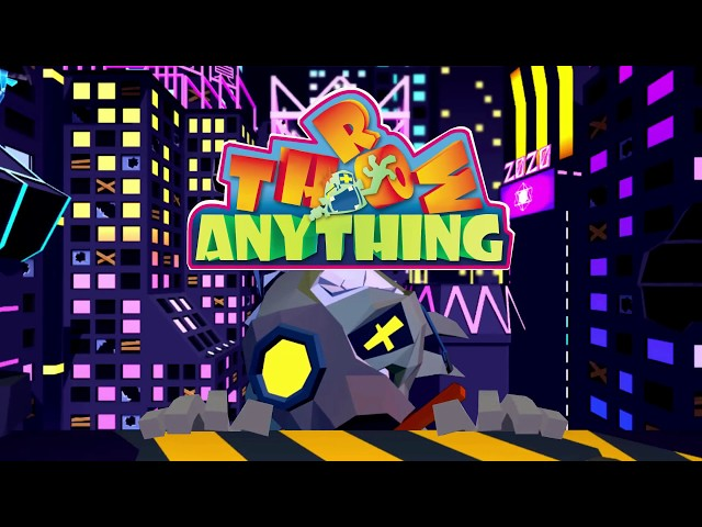 Throw Anything Trailer