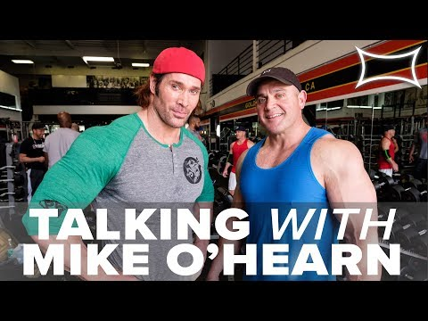 Quotes on friendship - Mike O'Hearn & Mark Bell Talk Former