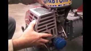 Мотоблок Мотор Сич, эксплуатация и обслуживание мотоблока, ремонт мотоблока видео  1