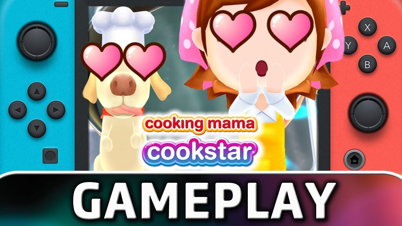 Cooking Mama: Cookstar | First 20 Minutes on Nintendo Switch