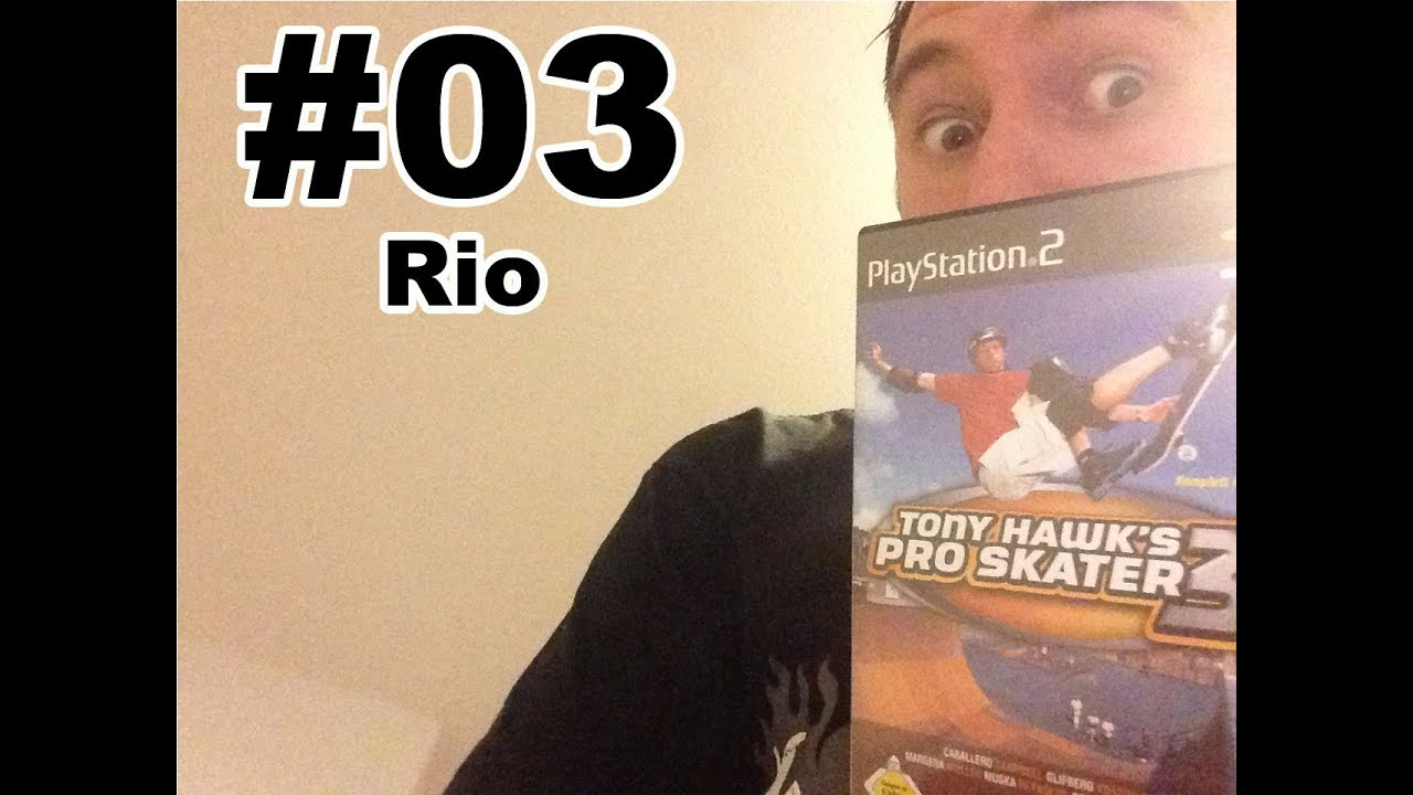 #03 Tony Hawk's Pro Skater 3 – Rio (Speedy Renton Let's Play)