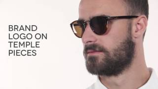 Persol PO3108S TYPEWRITER EDITION 24/33 Sunglasses Review  Sm...