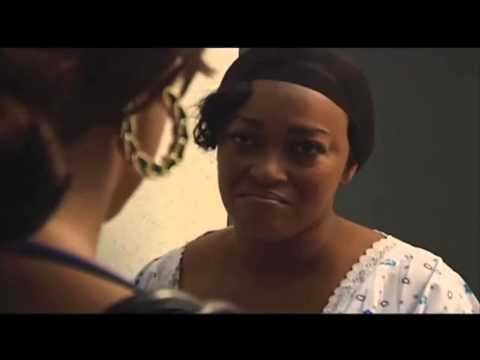 Nadia Buari and Kalsum Sinare  STRAINED MOTHER-DAUGHTER RELATIONSHIP - GHANA MOVIE CLIP [Full HD]