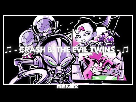 """The Evil Twins"" [Crash TwintSanity Remix] Umbralick"