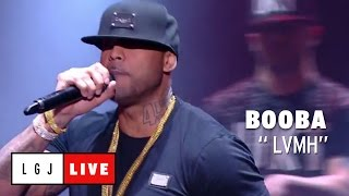 Booba - LVMH - Live du Grand Journal