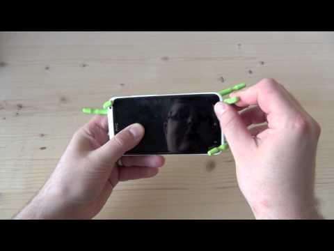 Breffo Spiderpodium Review - Tablet und Smartphone Ständern im Test für @GadgetPlazaCH