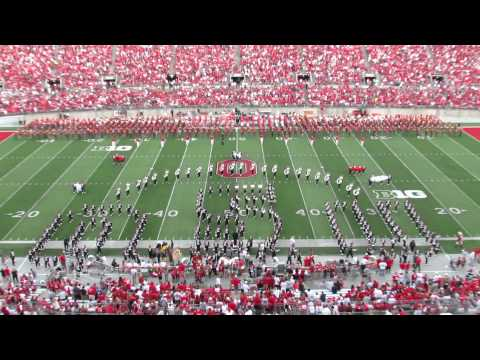 OSUMB 9 7 2013 Game Show Halftime Show Are You Smarter Than A Wolverine OSU vs SD State