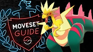 How to use DRACOZOLT! Dracozolt Moveset Battle Guide! Pokemon Sword and Shield! ⚔️🛡️ by PokeaimMD