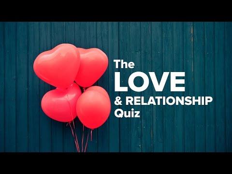 The Love & Relationship Quiz