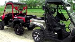 10. Kawasaki Teryx's with some Upgrades!