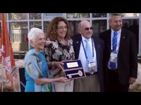Inauguration of the Carole and Marcus Weinstein Cyber Security Building