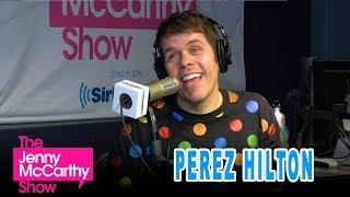 Video Perez Hilton on The Jenny McCarthy Show MP3, 3GP, MP4, WEBM, AVI, FLV Desember 2018