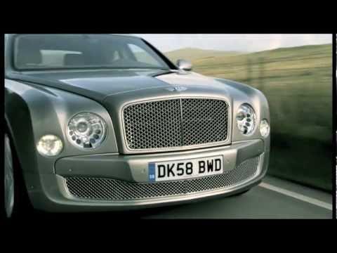 Carjam: Making A New Bentley Mulsanne 2011 - Beautiful Film.