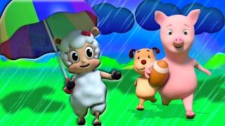Video Hujan Hujan pergi Jauh   puisi untuk anak-anak    Songs For Kids   3D Kids Songs   Rain Rain Go Away MP3, 3GP, MP4, WEBM, AVI, FLV September 2018