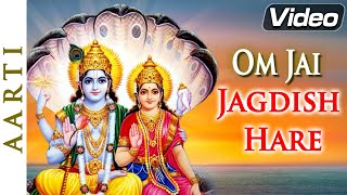 Om Jagdish Hare - Aarti god