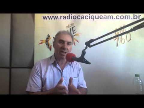 RADIO - GUARAPUAVA: ESTRADA DO GUAIRACA TODA ESBURACADA COLOCANDO EM RISCO A VIDA DE MORADORES