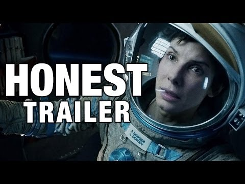 Honest Movie Trailers Gravity