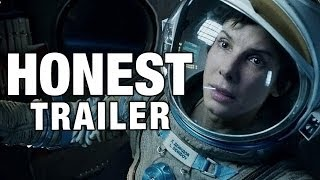 Gravity - Honest (Funny) Trailers