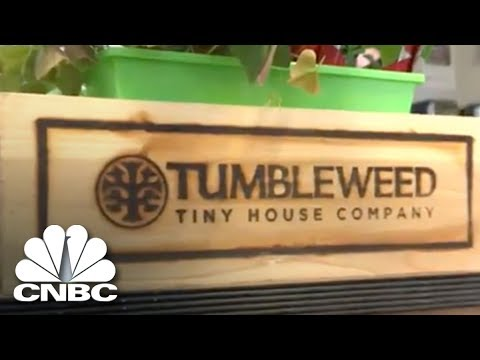 This Tiny Home Builder Sees Huge Growth For This Growing Market | The Profit | CNBC Prime