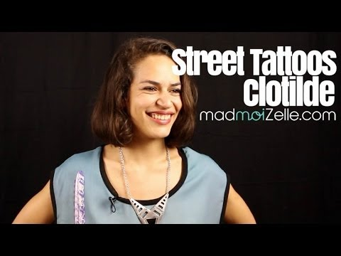Street Tattoos - Clotilde