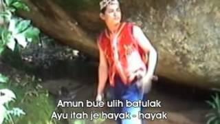 Karungut Dayak Kalimantan Tengah Bilton - Antang Ngambun
