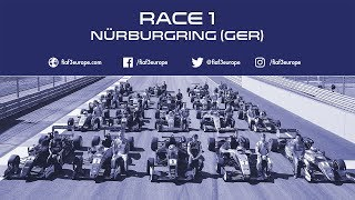22nd race of the 2017 season at the Nürburgring