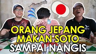 Video SOTO TERENAK Bikin Orang Jepang Nangis Makan Soto Tangkar Legendaris | ft. Genki Comedian MP3, 3GP, MP4, WEBM, AVI, FLV Mei 2018