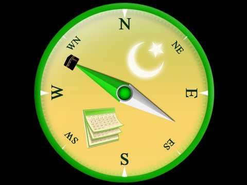 Qibla Compass HD - (Islamic Compass) Android Mobile Application