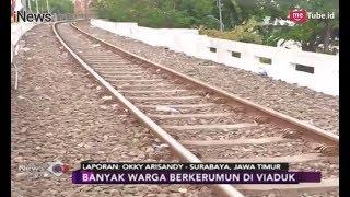 Download Video Seperti Inilah Kondisi Viaduk, Tempat Warga Saksikan Drama Kolosal Surabaya - iNews Sore 10/11 MP3 3GP MP4