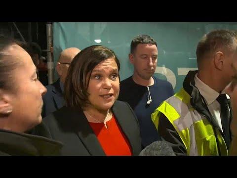 Irland: Sinn Fein überrascht bei der Wahl - etablierte Parteien abgestraft