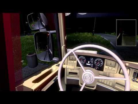 Scania R500 TYSTERMAN EN PRONK COMBO