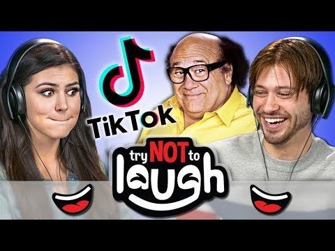 Try to Watch This Without Laughing or Grinning #99: TikTok Edition (React)